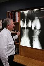 Chiropractic Waterloo IA x ray review
